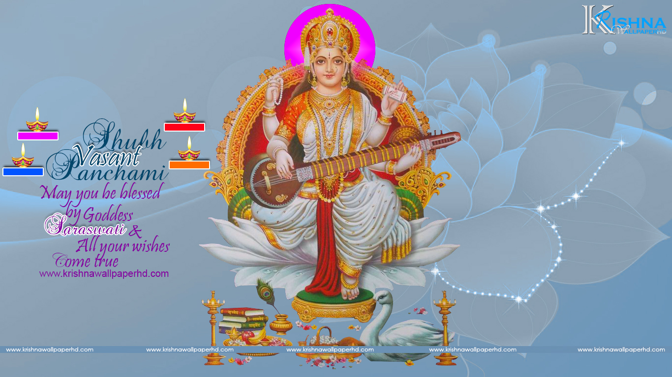 Free Download Shubh Basant Panchami Wallpaper