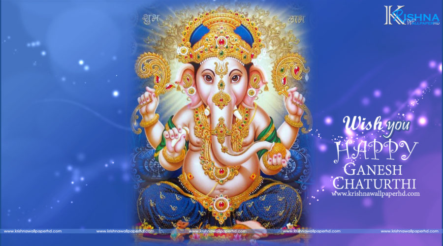 Ganesh Chaturthi Wallpaper HD Download
