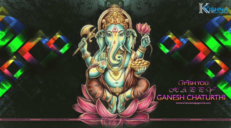 Happy Ganesh Chaturthi Wallpaper
