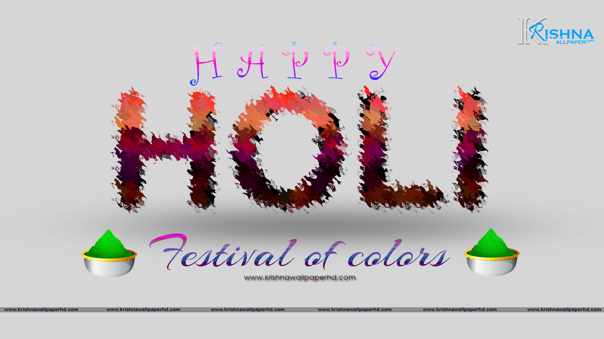 Holi Wallpaper 2018 HD