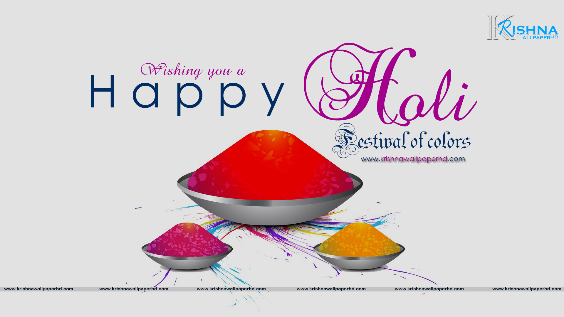 Holi Wallpaper 2018 Full HD