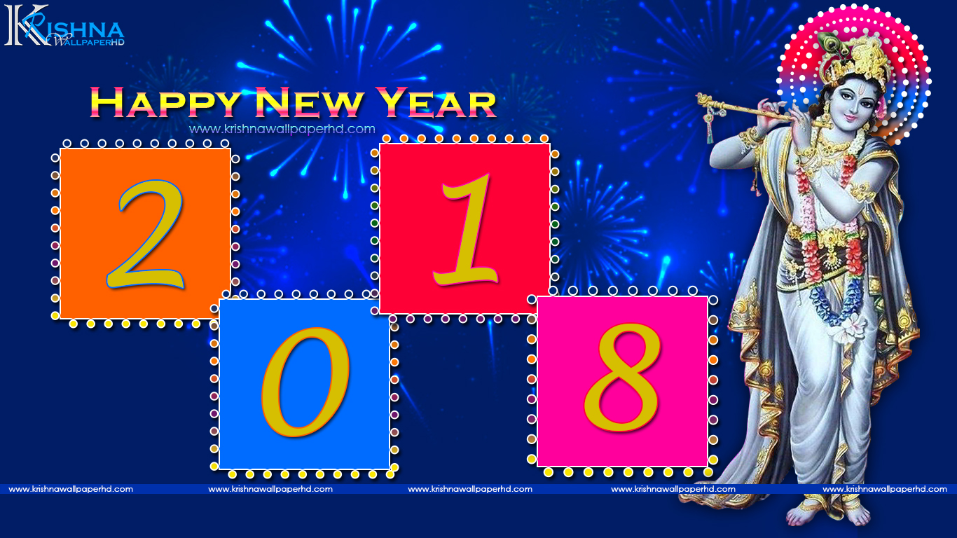 New Year Wallpaper 2018 Download