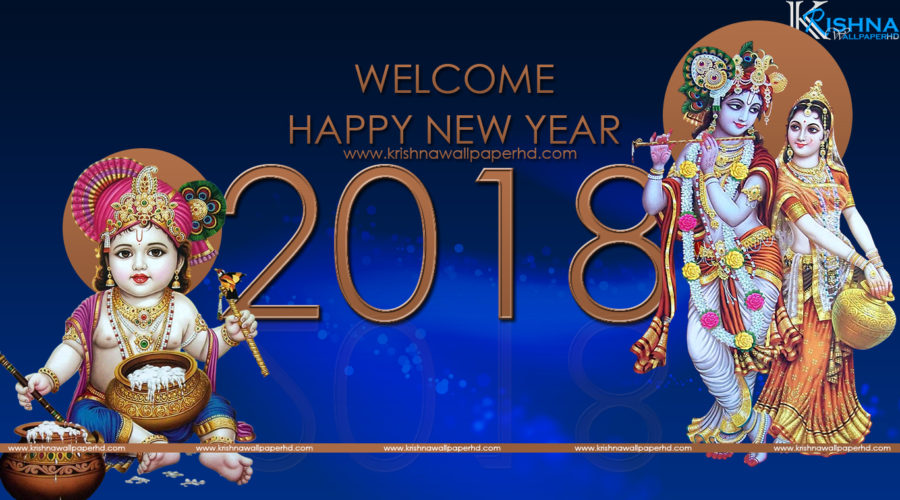 New Year Wallpaper Background