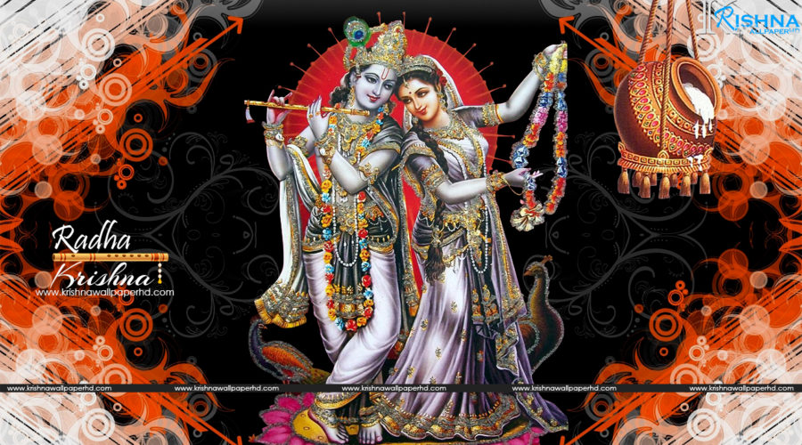 Download Free Beautiful Radha Krishna Wallpaper