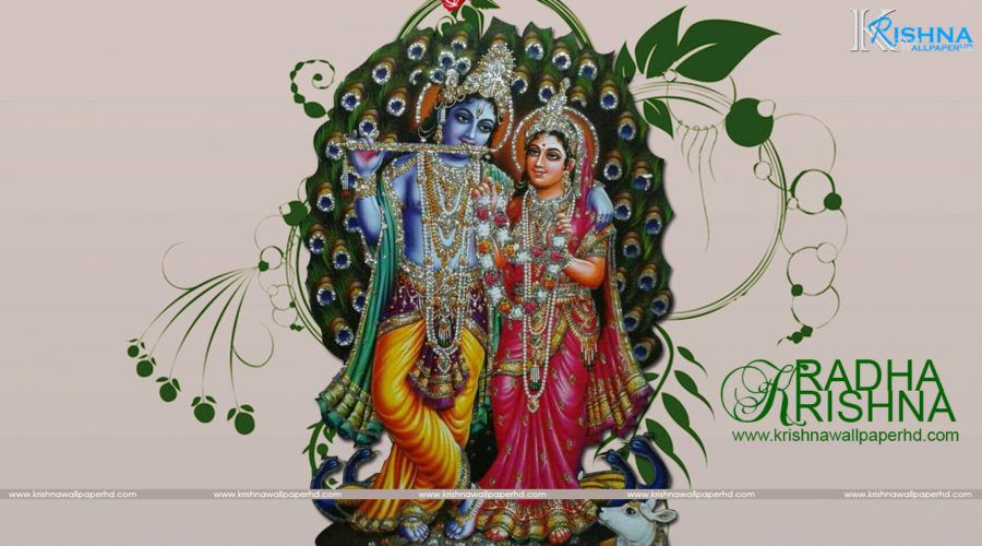Download Free Radha Krishna HD Wallpaper