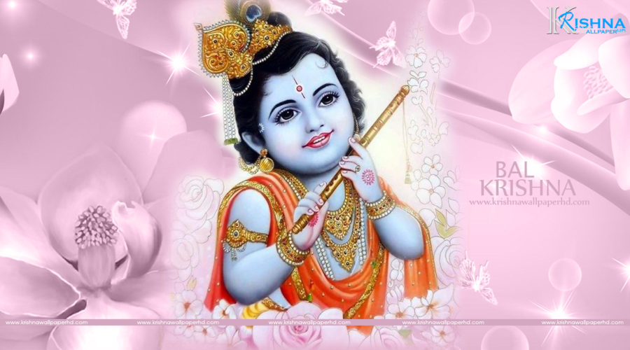 Bal Gopal Krishna Wallpaper Download
