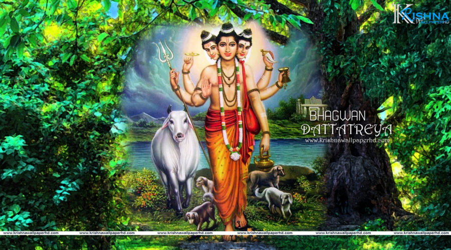 Bhagwan Dattatreya HD Wallpaper Free Download
