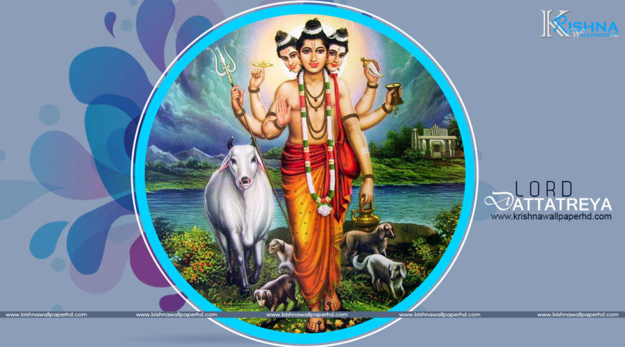 Lord Dattatreya Wallpaper
