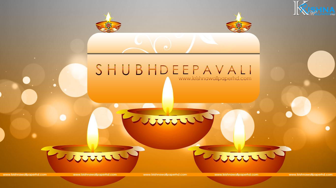 Shubh Deepavali HD Wallpaper Free Download