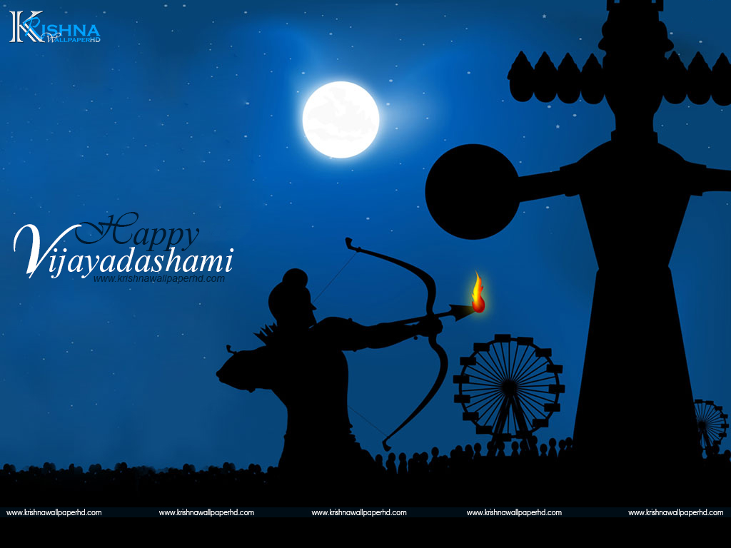Happy Vijayadashami Wallpaper