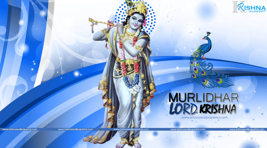 Murlidhar Lord Krishna Wallpaper