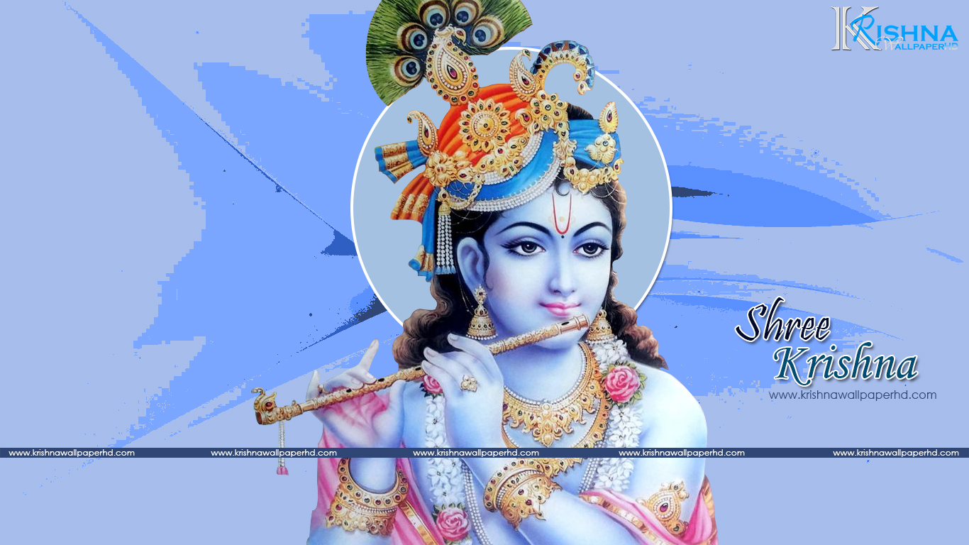 Murlidhar Lord Krishna Wallpaper Full Hd Size Free Download