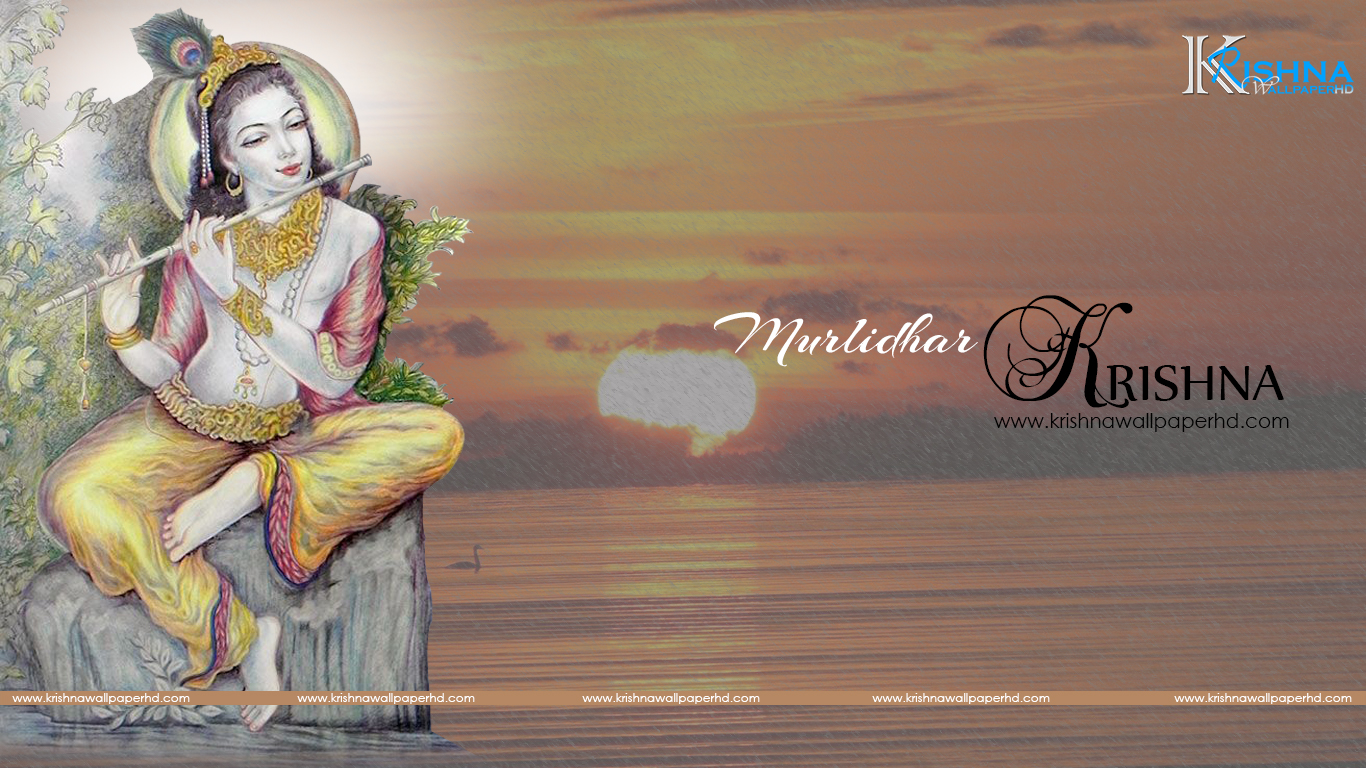 Murlidhar Krishna HD Wallpaper Free Download