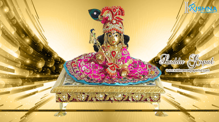 Laddu Gopal Wallpaper