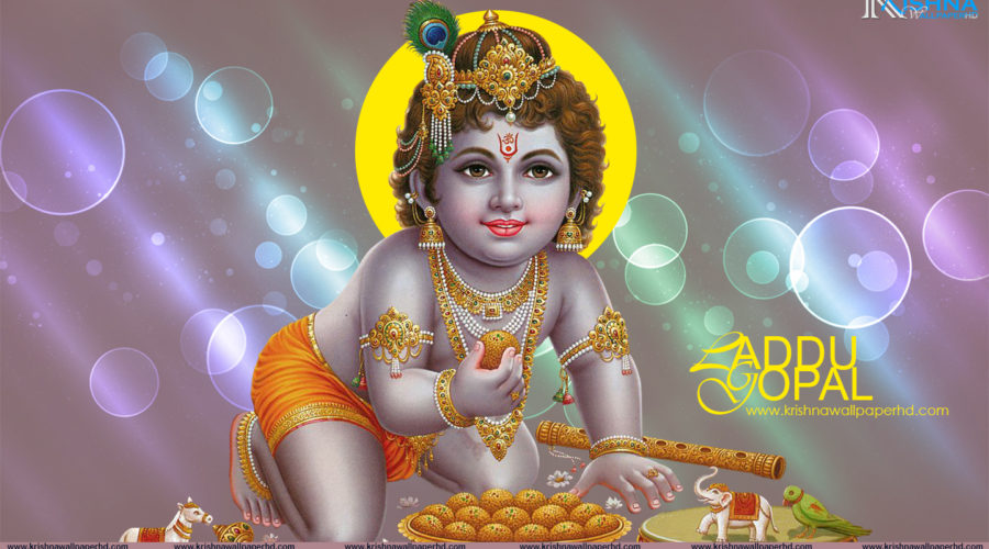 Laddu Gopal Wallpaper HD Free Download