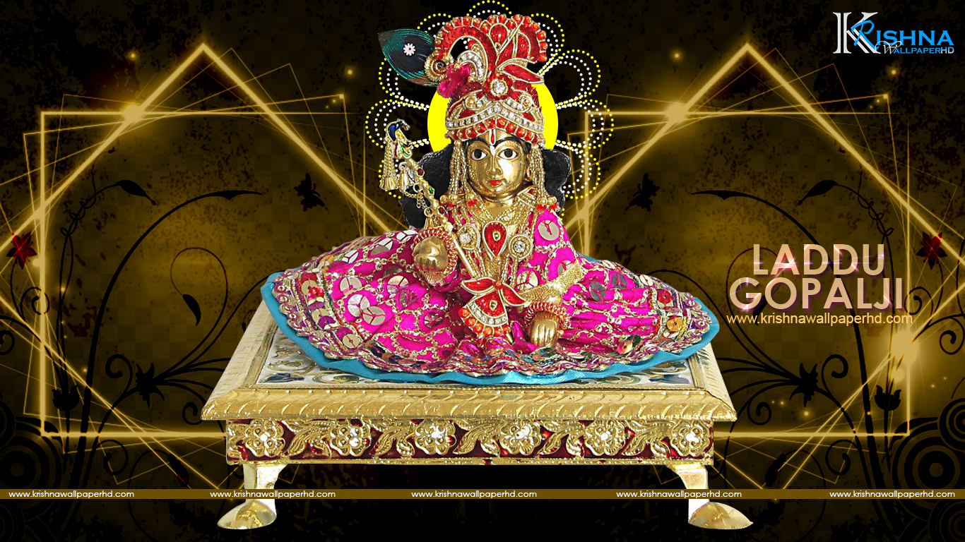 Laddu Gopal Ji HD Wallpaper Free Download