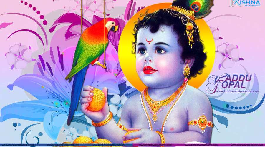 Laddu Gopal HD Photo Free Download