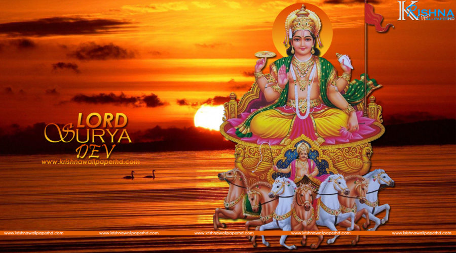 Lord Surya Dev HD Photo Free Download