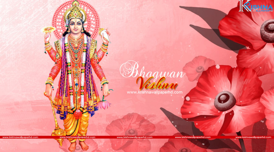 Bhagwan Vishnu Wallpaper Free Download
