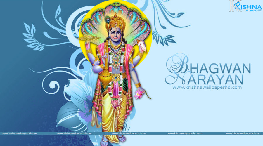 Lord Vishnu Image HD