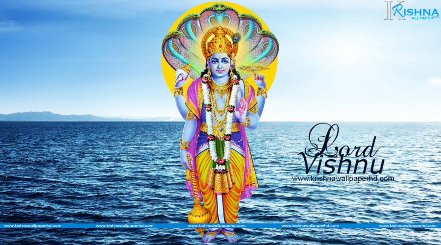 Lord Vishnu Wallpaper Free Download