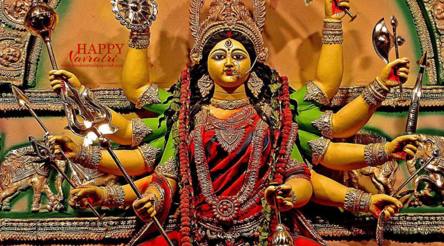 Happy Navratri HD Photo