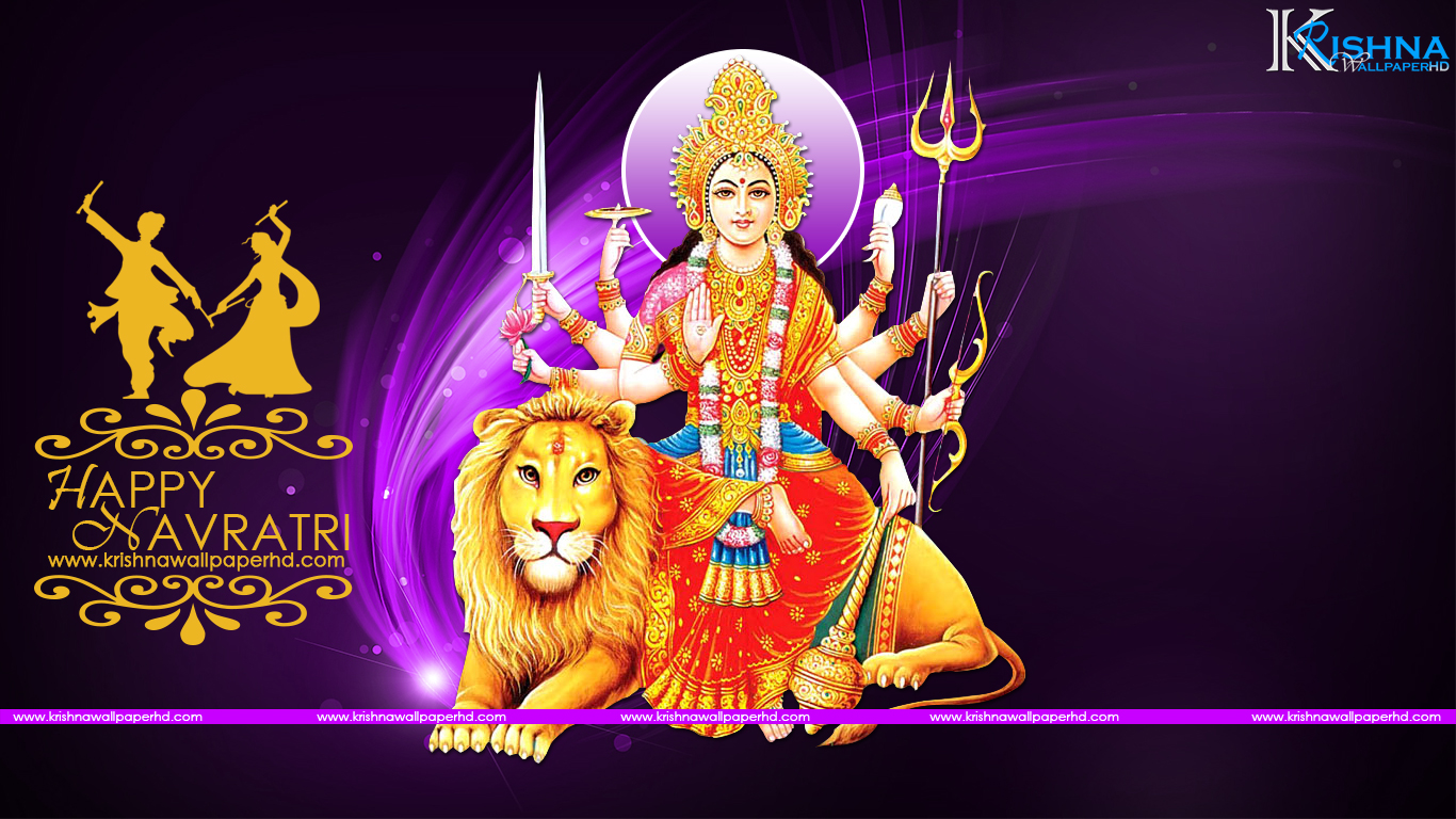 Happy Navratri HD Image Free Download