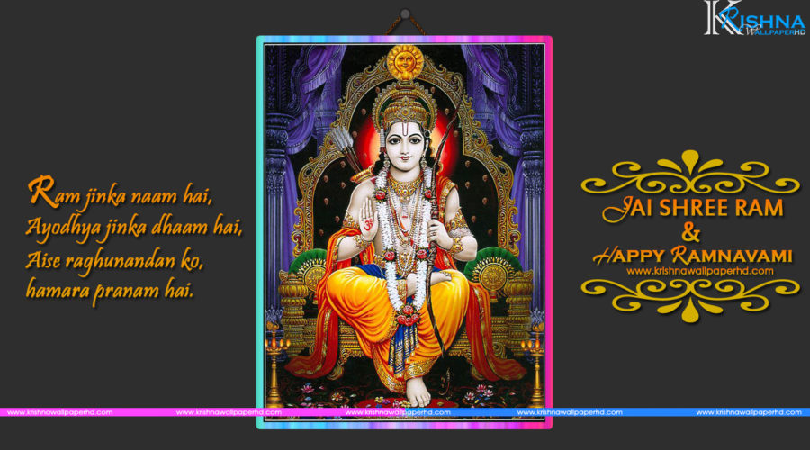 Happy Ramnavami Wallpaper