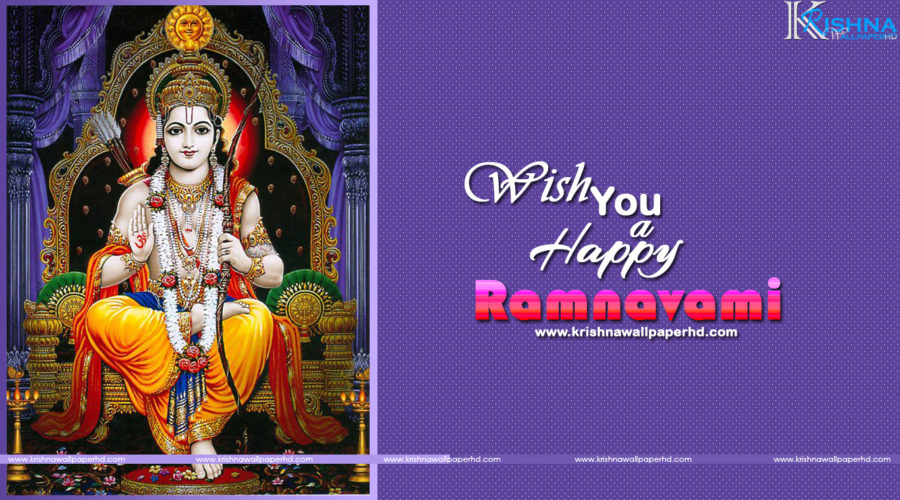 Happy Ramnavami HD Photo