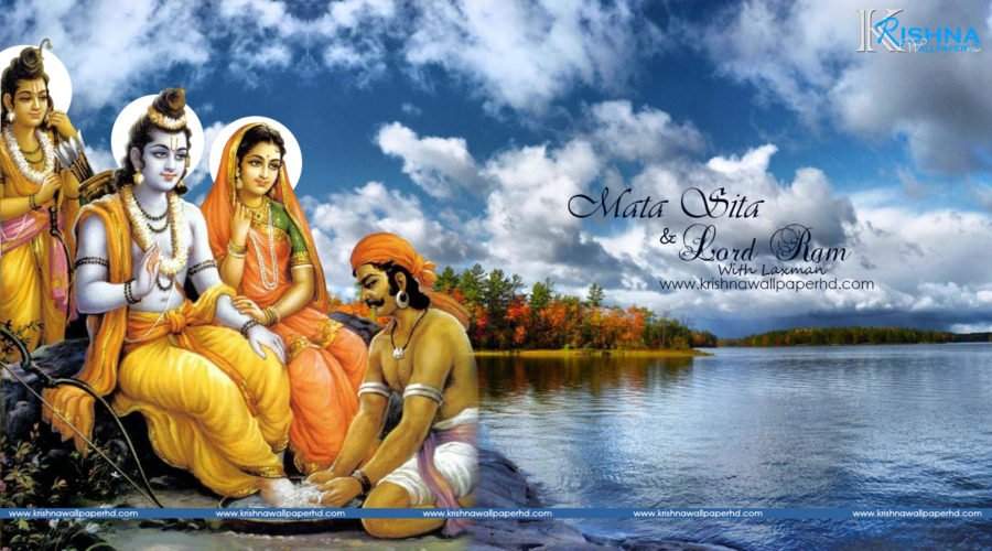 Free Download Ram Sita HD Wallpaper