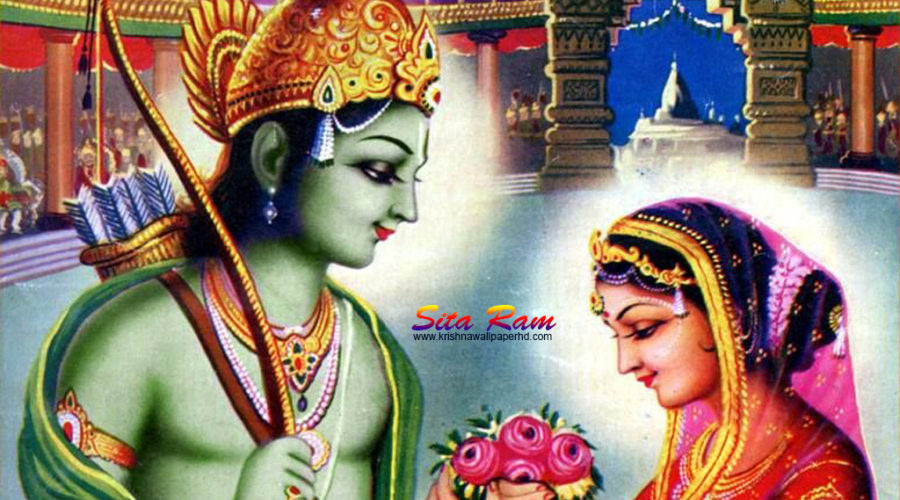 Ram Sita Marriage Photo
