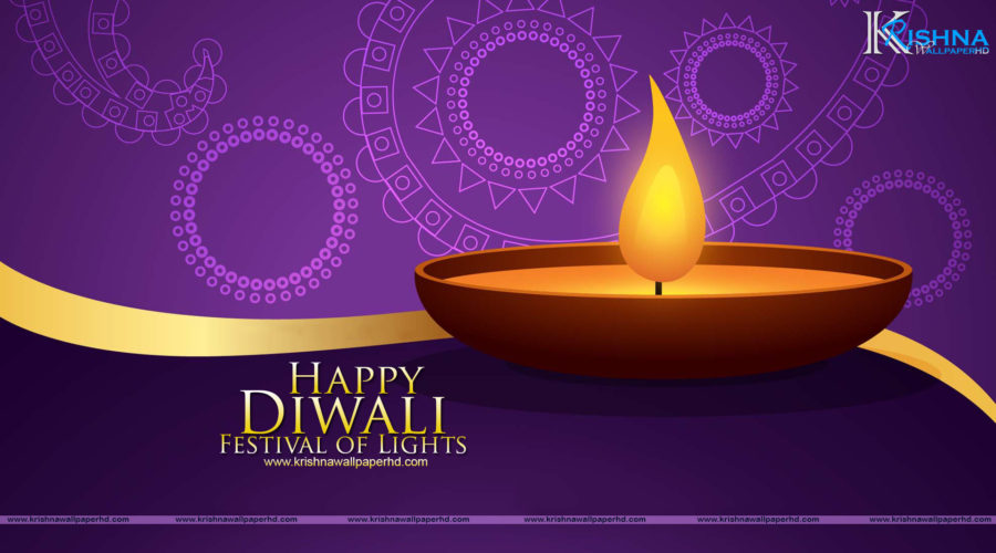 Happy Diwali Greeting Wallpaper Full HD Size Free Download