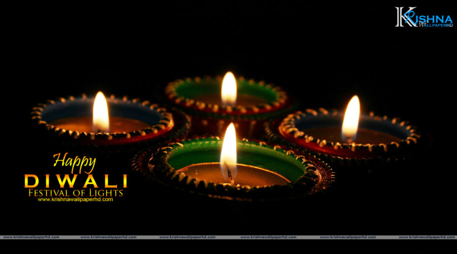 Happy Diwali Full HD Background