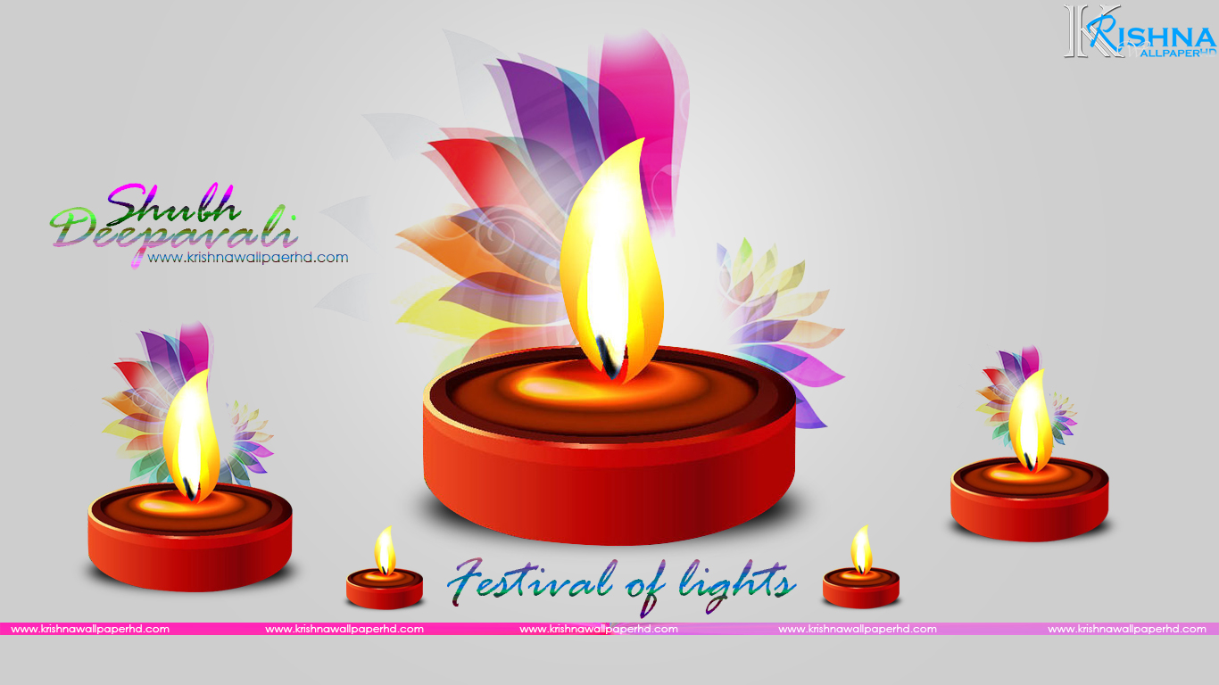 Free Download Shubh Deepavali HD Photo