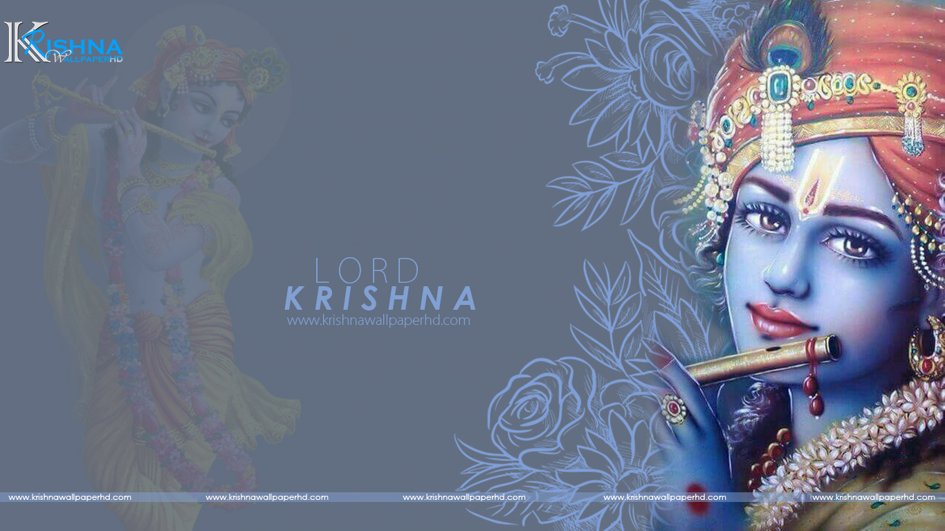 Lord Krishna HD Wallpaper Free Download