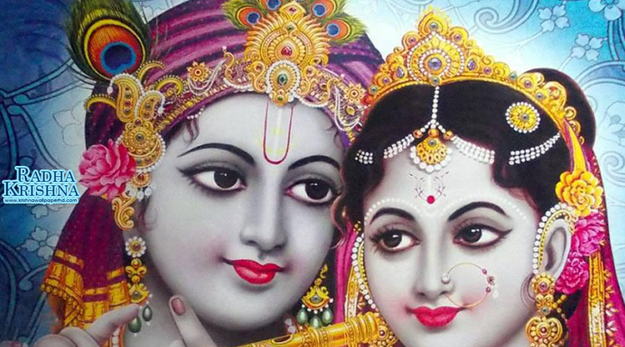 Wallpaper of Radha Krishna Free Download