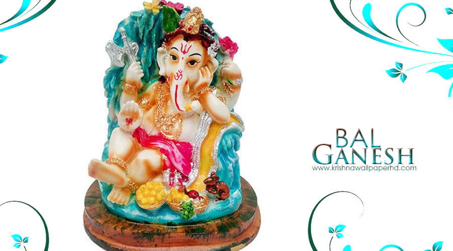 Photo of Bal Ganesh Free Download