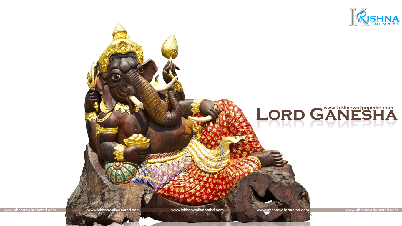 Free Download HD Wallpaper of Lord Ganesha