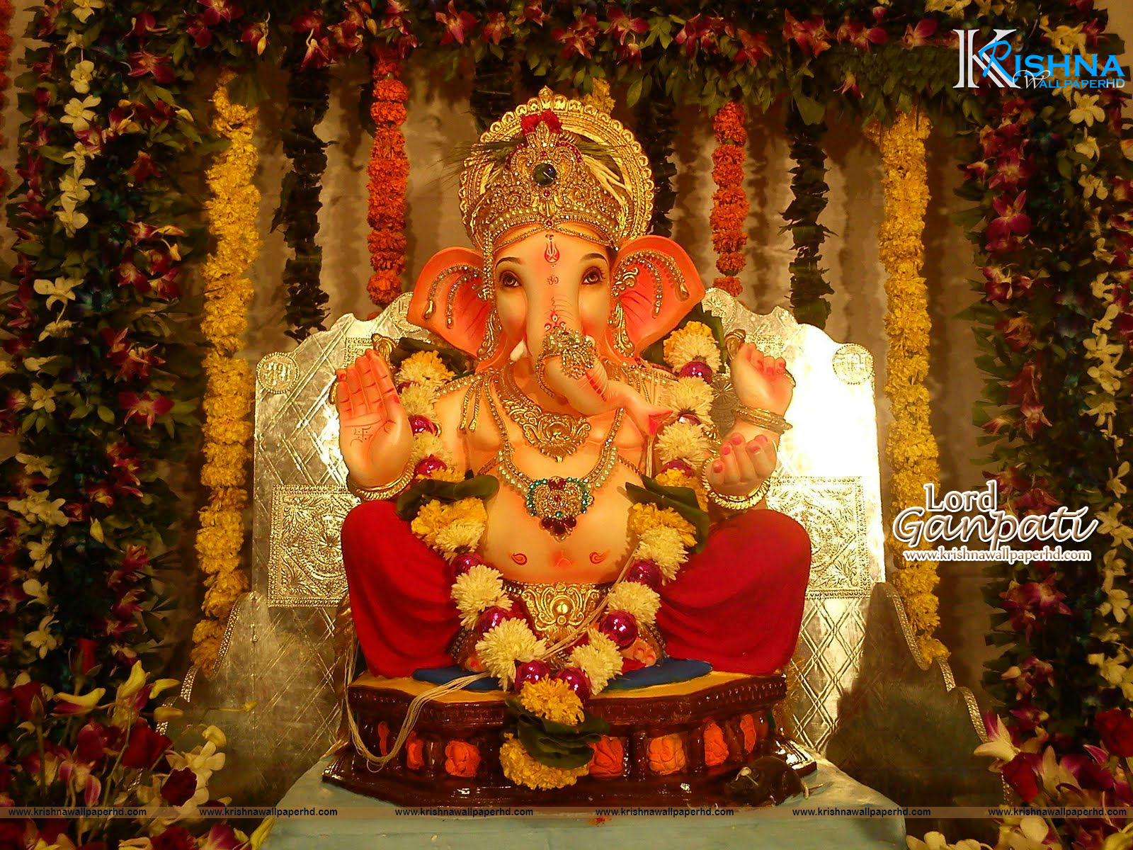 Lord Ganpati HD Photo Free Download