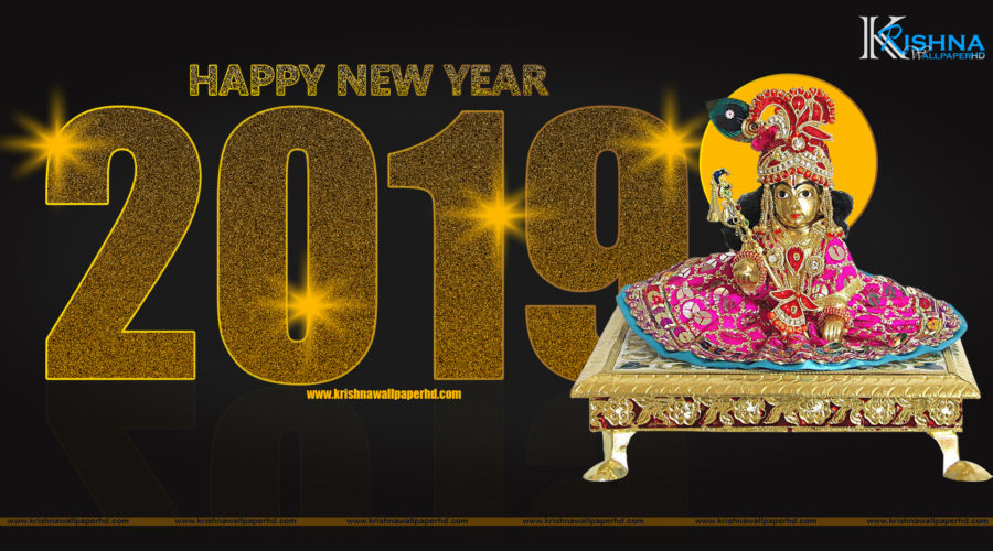 Happy New Year 2019 Wallpaper in Full HD Size Free Download