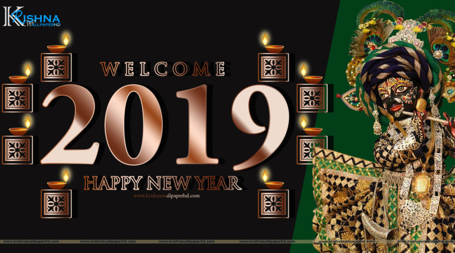 Full HD Size Wallpaper of Happy New Year 2019 Free Download