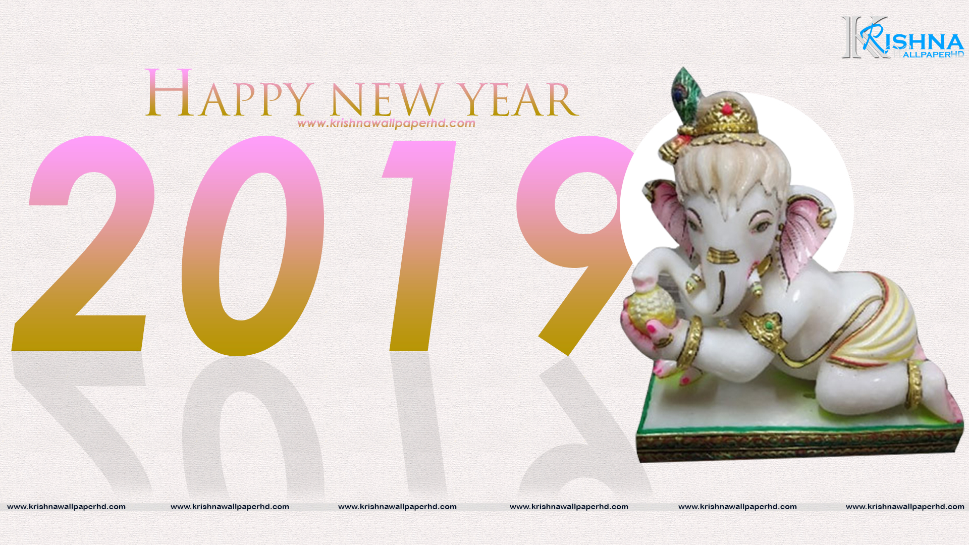 Full HD Size Photo of Happy New Year 2019 Free Download
