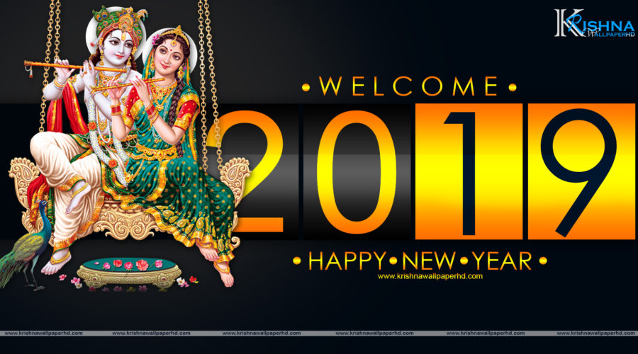 Wallpaper of Happy New Year 2019 Free Download
