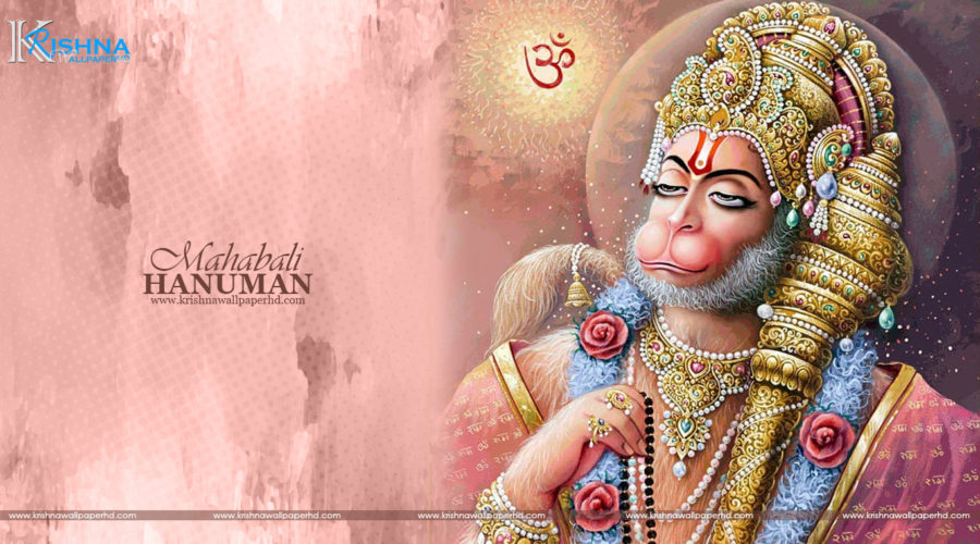 Mahabali Hanuman Wallpaper Free Download
