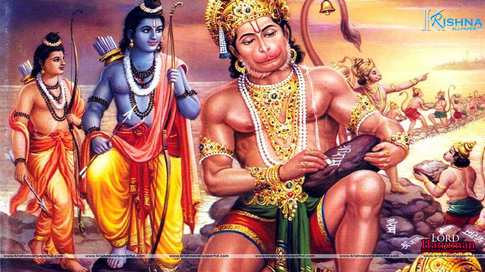 Full HD Size Photo of Lord Hanuman Free Download