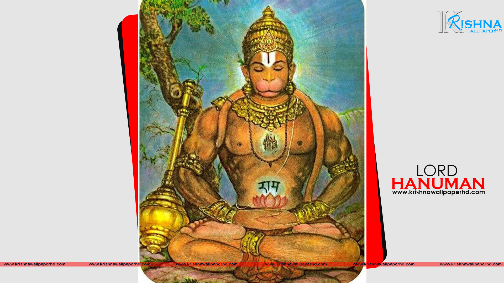 Image of Lord Hanuman in Full HD Free Download