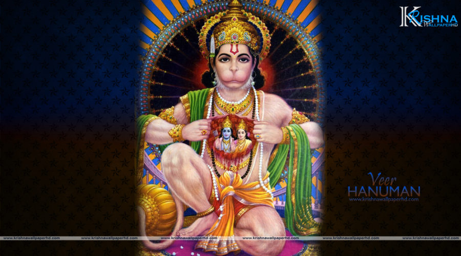 Photo of Veer Hanuman in Full HD Size Free Download