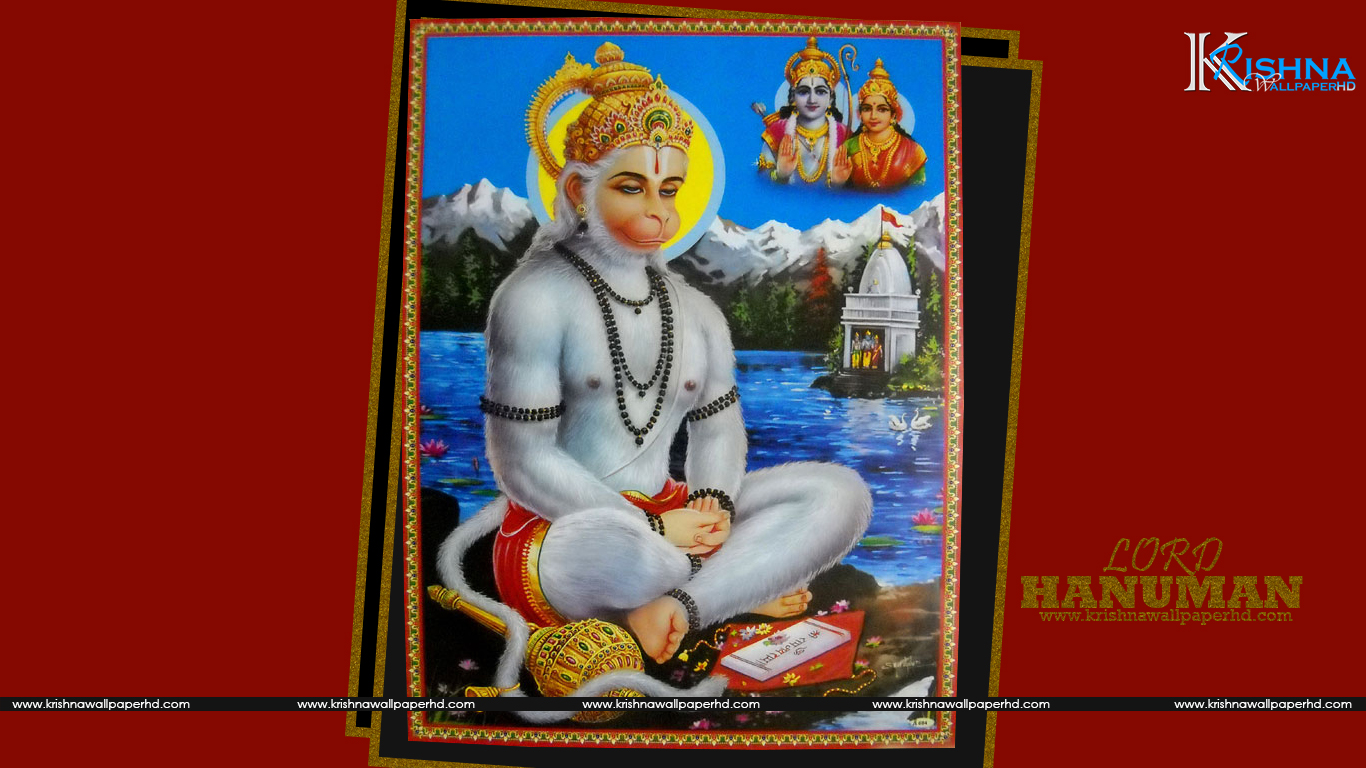 HD Photo of Lord Hanuman Free Download