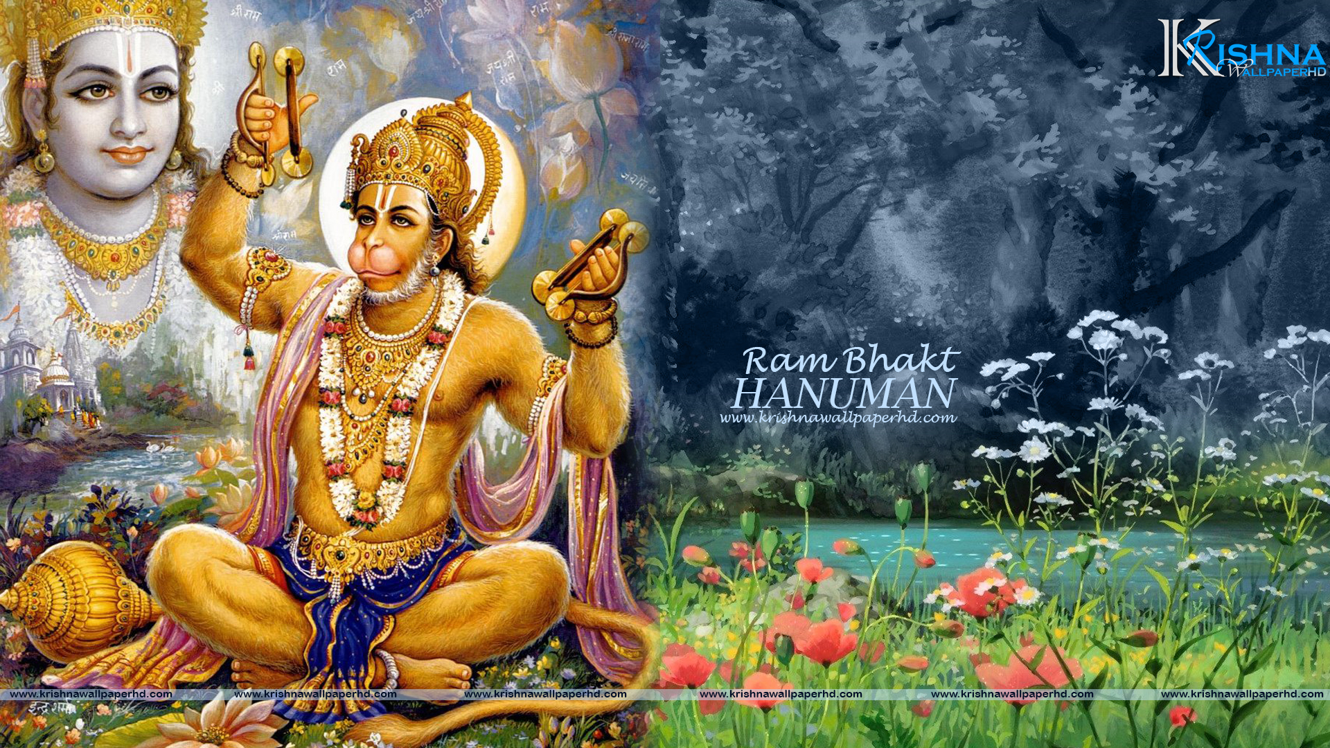 Full HD Size Image of Lord Hanuman Free Download