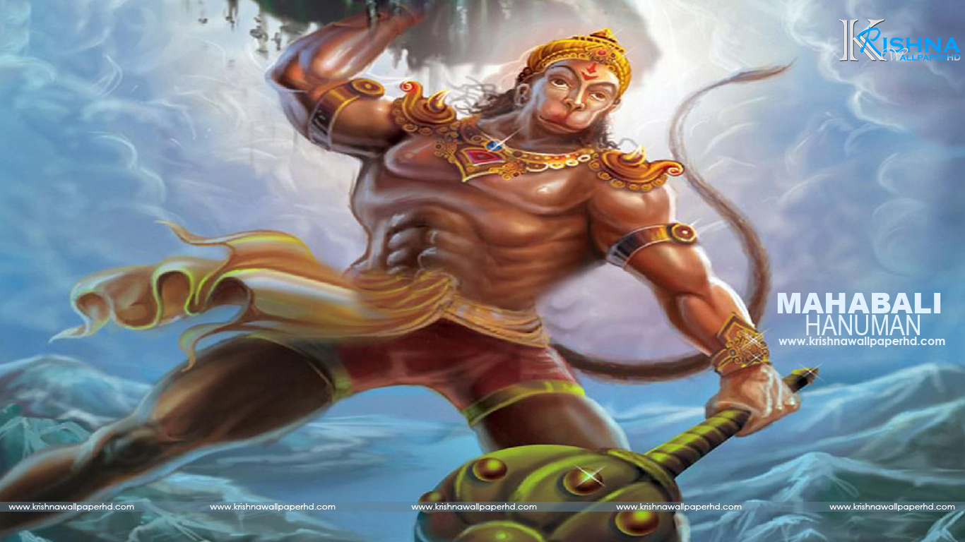 Mahabali Hanuman HD Photo Free Download